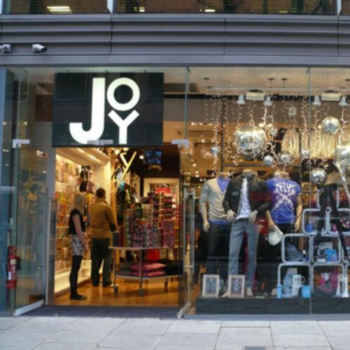 Joy the store 500