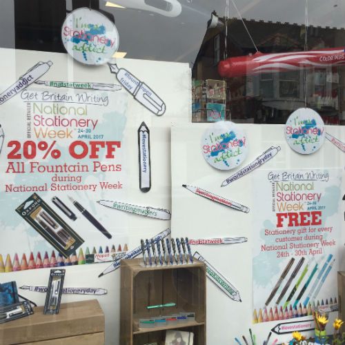 Marple Stationery Supplies 500